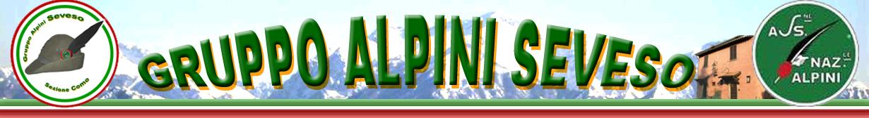 Gruppo alpini Seveso Il cappello f145b7ff8228